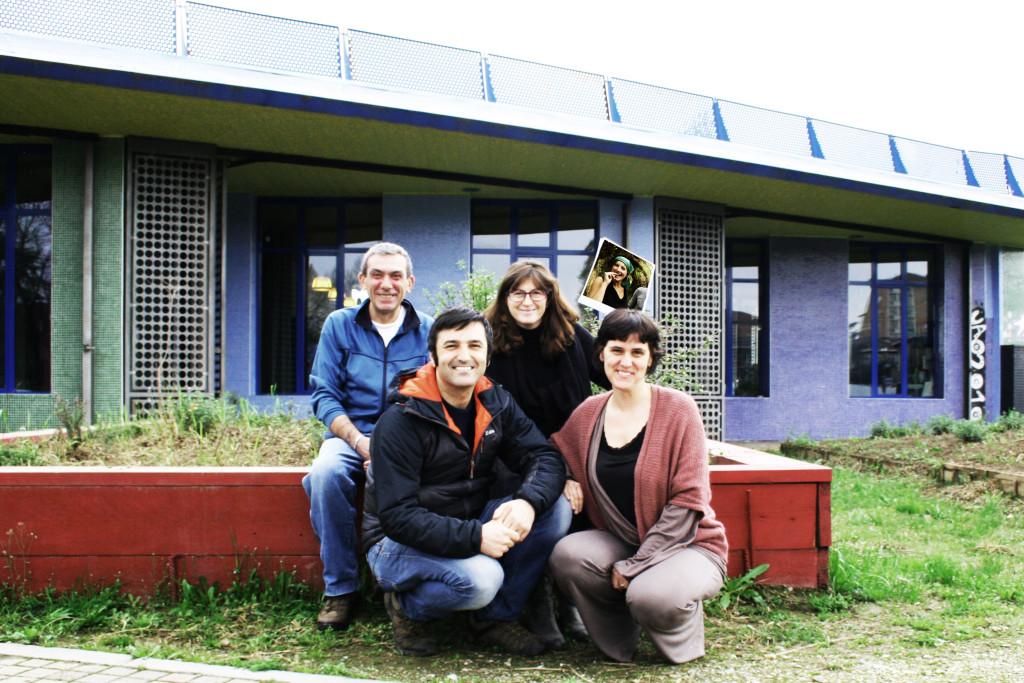 CasaNelParco staff