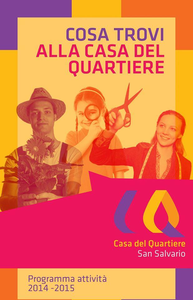 Casa del Quartiere San Salvario - Corsi/laboratori 2014-2015