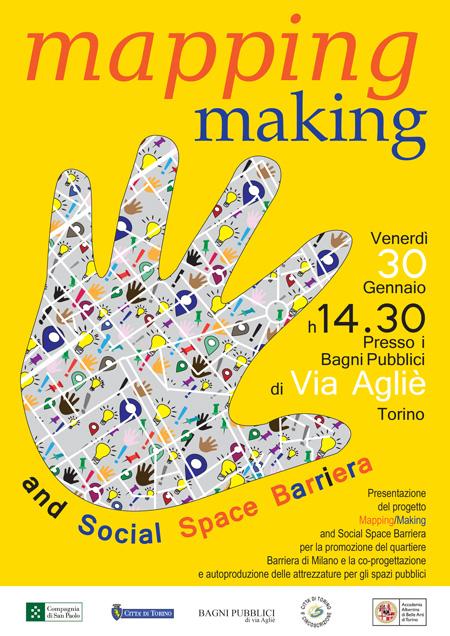 Un progetto di miglioramento degli spazi pubblici di Barriera di Milano / ven. 30 gennaio 2015