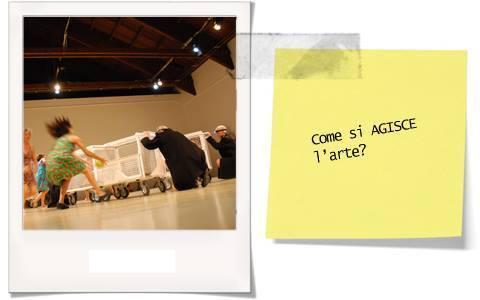 """Casa di Quartiere Le Vallette – progetto """"Artisti in casa #3"""""""