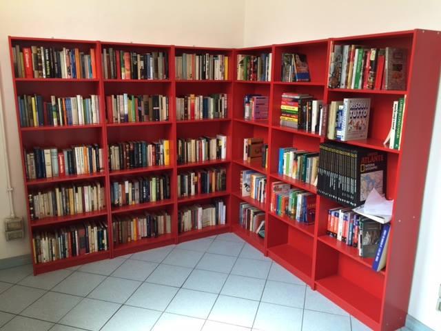 Bagni di Coolture - La piccola biblioteca del Barrito