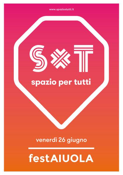 CdQ San Salvario – Spazio x tutti – festAIUOLA (26/6)