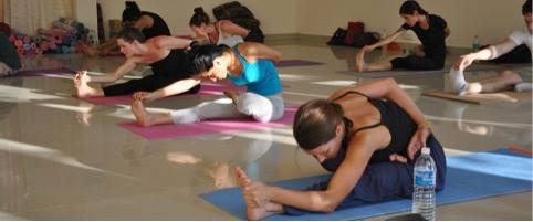 Barrito - Nuovo corso di yoga (da settembre)