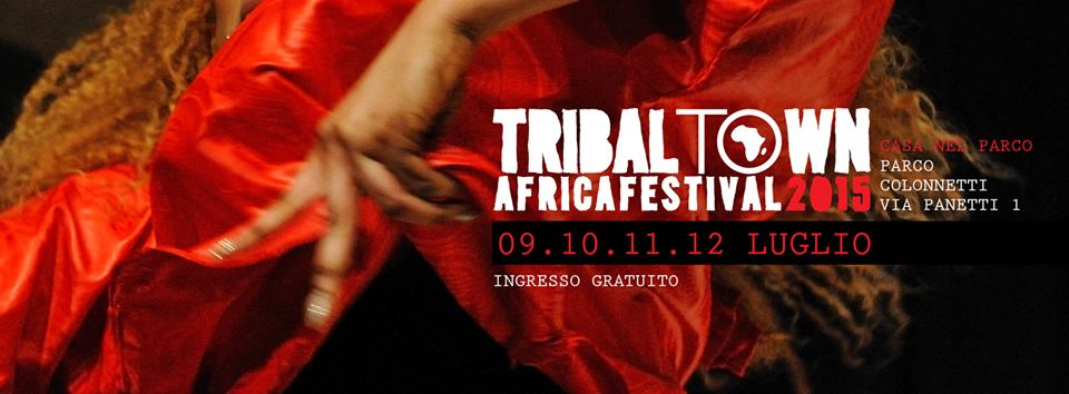 Casa nel Parco – Tribal Town Festival (9-12/7)