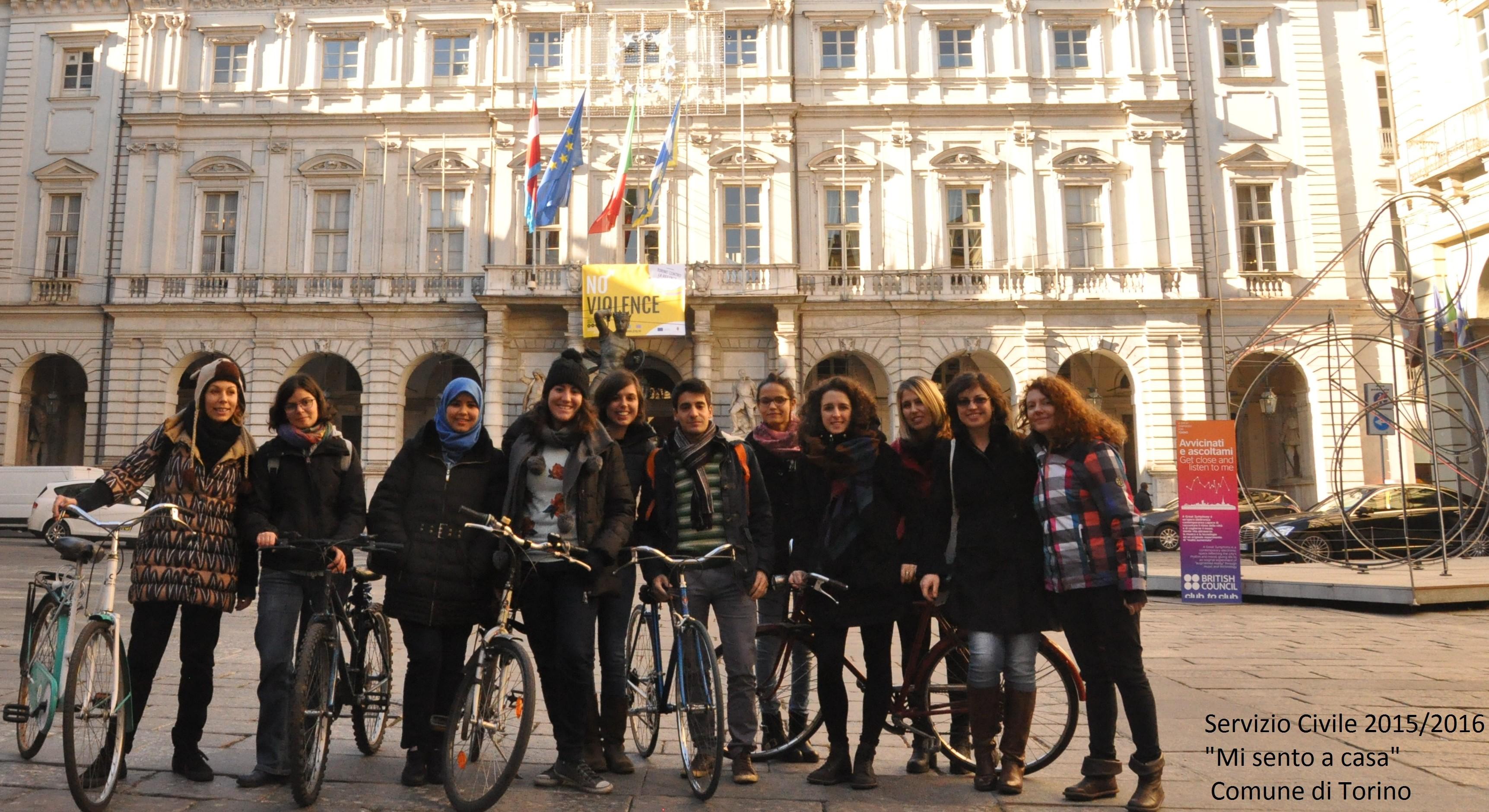 Torino Sotto Casa: il Servizio Civile con la Rete delle Case del Quartiere