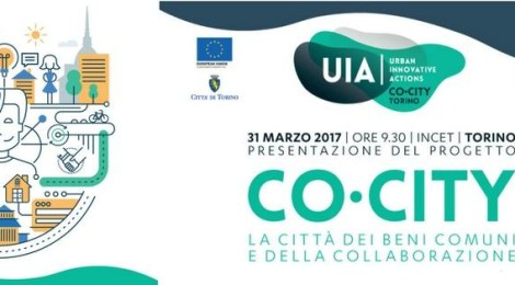 31 marzo 2017 - Presentazione progetto CO-City