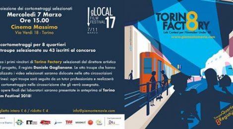 Torino Factory: 8 cortometraggi per 8 quartieri