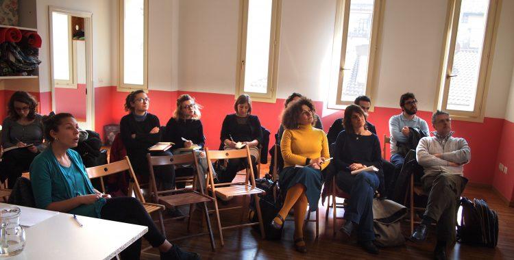 workshop di co-progettazione
