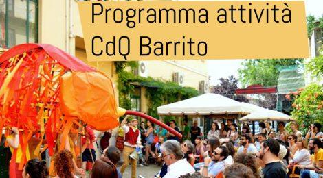 CDQ BARRITO – NUOVI CORSI, LABORATORI, ATTIVITA' 2018-2019