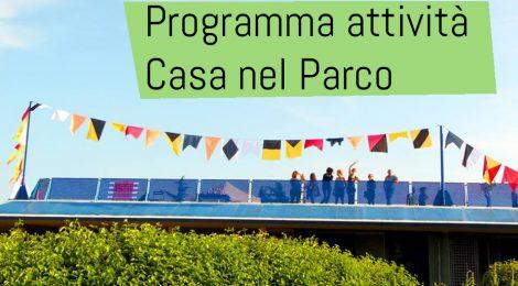 CASA NEL PARCO - NUOVI CORSI, LABORATORI, ATTIVITÀ 2018-2019