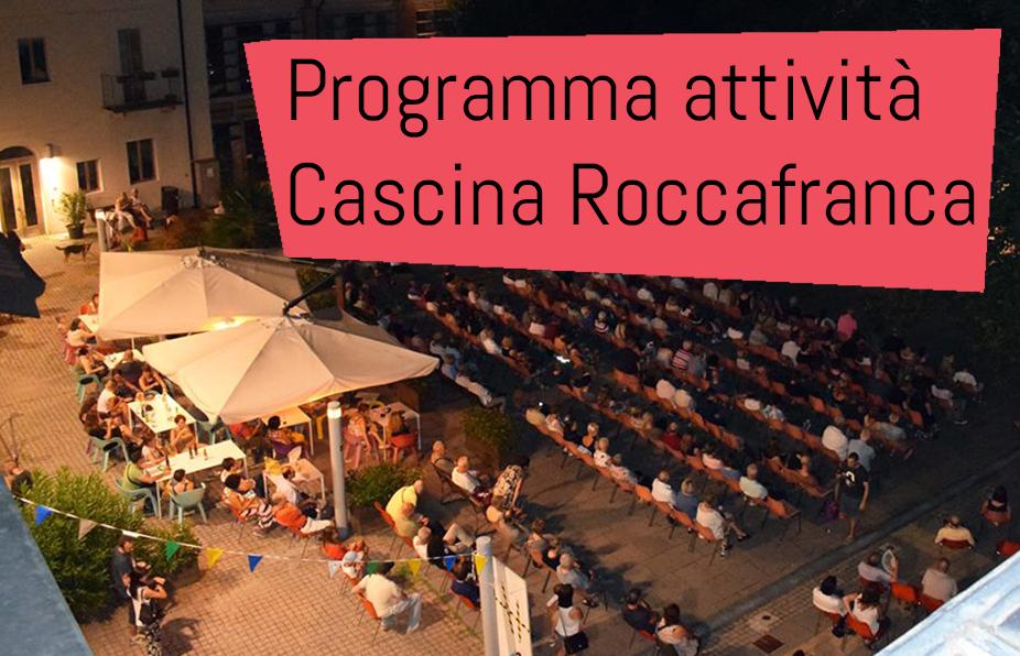 CASCINA ROCCAFRANCA – NUOVI CORSI, LABORATORI, ATTIVITA' 2018-2019