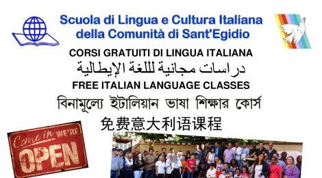 Corsi di italiano per stranieri in San Salvario