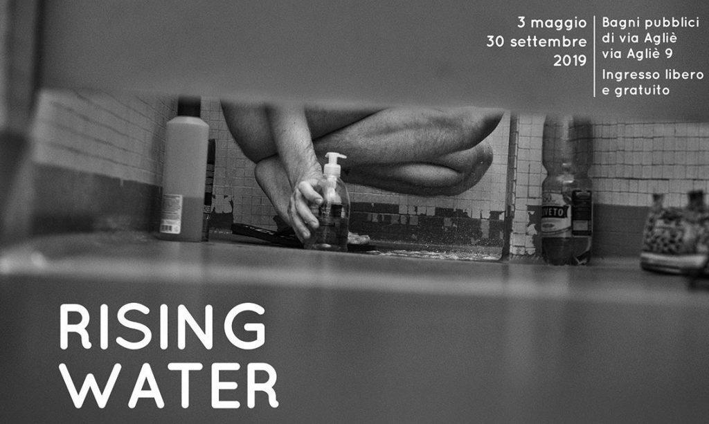 Rising Water ai Bagni Pubblici