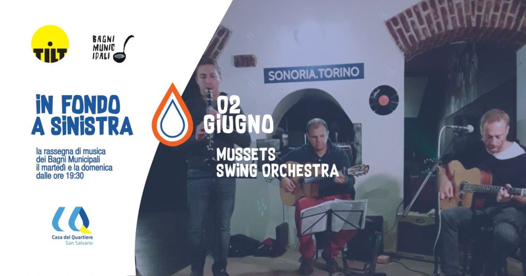 In fondo a sinistra - Musettes Swing Orchestra