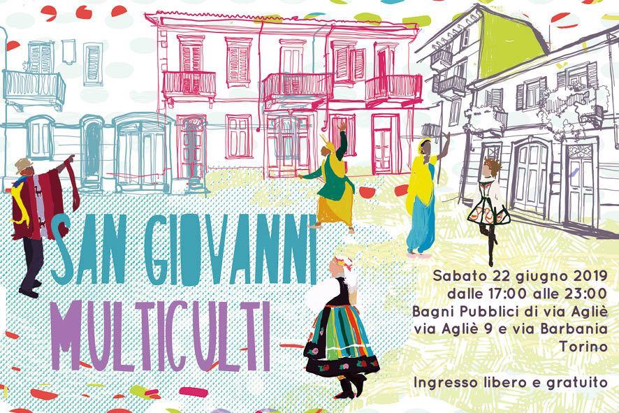 San Giovanni Multiculti ai Bagni Pubblici di via Agliè