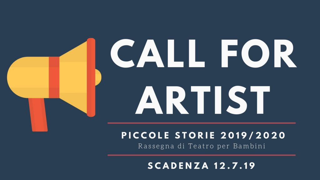 Call for Artist a +SpazioQuattro