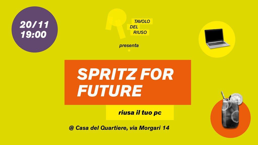 Spritz for Future alla Casa del Quartiere di San Salvario