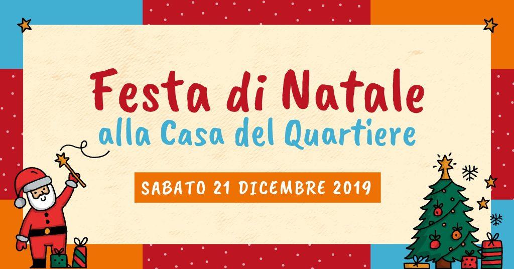 Festa di Natale alla Casa del Quartiere di San Salvario