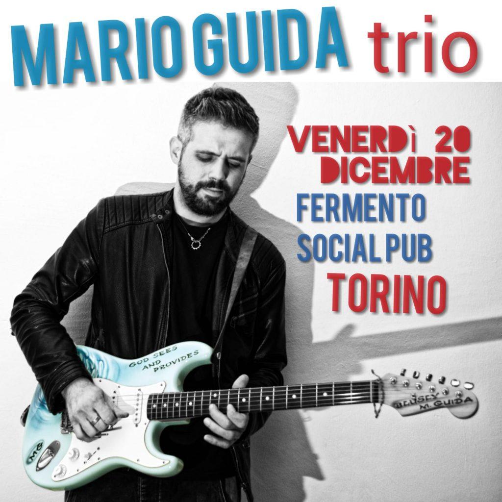 Mario Guida Trio in concerto al Cecchi Point