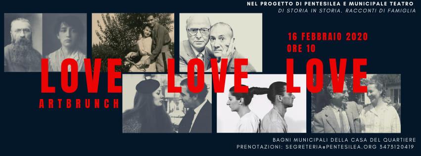 Love Love Love Art Brunch alla Casa del Quartiere di San Salvario