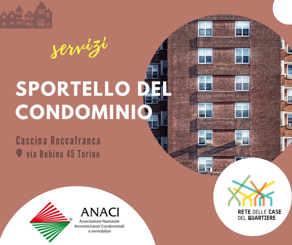 sportello CONDOMINIO CASCINA
