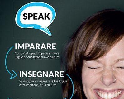 Progetto Speak – Culture Exchange
