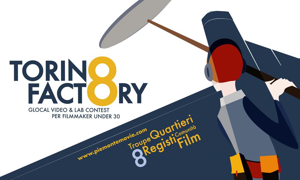 Lanciato Torino Factory, il Lab contest per filmmaker under 30
