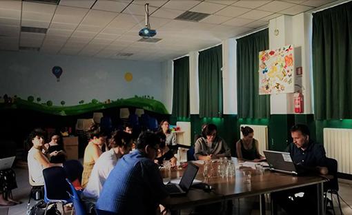 WORK IN PROGRESS: CO-CITY PATTI DI TIPO C